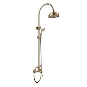 Душевая система Aksy Bagno Faenza Light Fa410-2005-2004L bronze