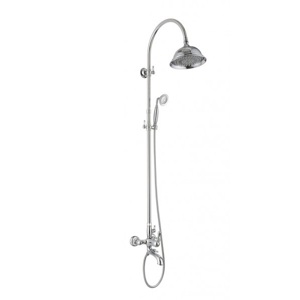 Душевая система Aksy Bagno Faenza Light Fa401-2005-2001L chrome