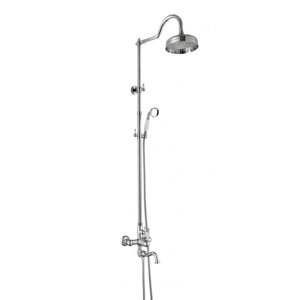Душевая система Aksy Bagno Prestigio Ps701-2002-2004 chrome
