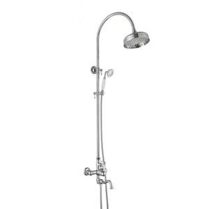 Душевая система Aksy Bagno Prestigio Ps701-2005-2004 chrome