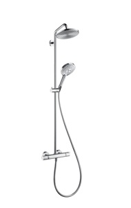 Душевая система hansgrohe Raindance Select 240 Showerpipe арт.27115000